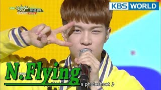 N.Flying - Hot Potato | 엔플라잉 - 뜨거운 감자 [Music Bank / 2018.02.02]