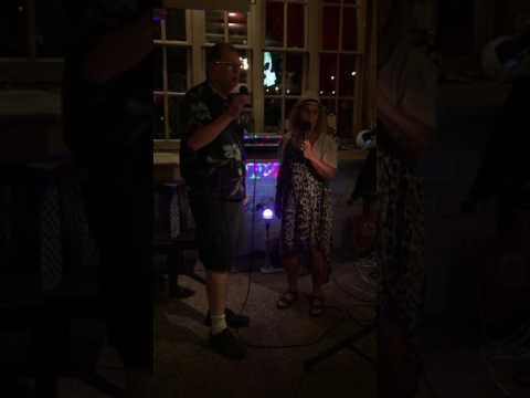 Rob and Barbe Karaoke