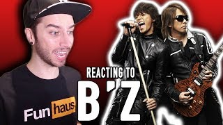 Today I react to the J-Rock Legends known as B'Z! MERCH HERE: http:...