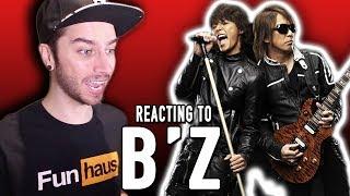 REACTING TO B'Z!