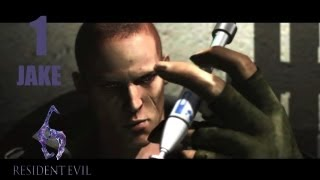 Resident Evil 6 Walkthrough (ITA)- JAKE -1- Il contratto