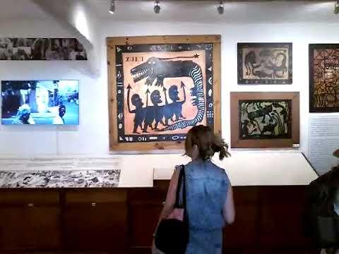 Artist Studio -Montevideo, Uruguay