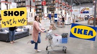 Ikea Shop With Me & Haul 2018