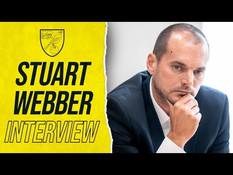 Stuart Webber on relegation and what lies ahead for Norwich City