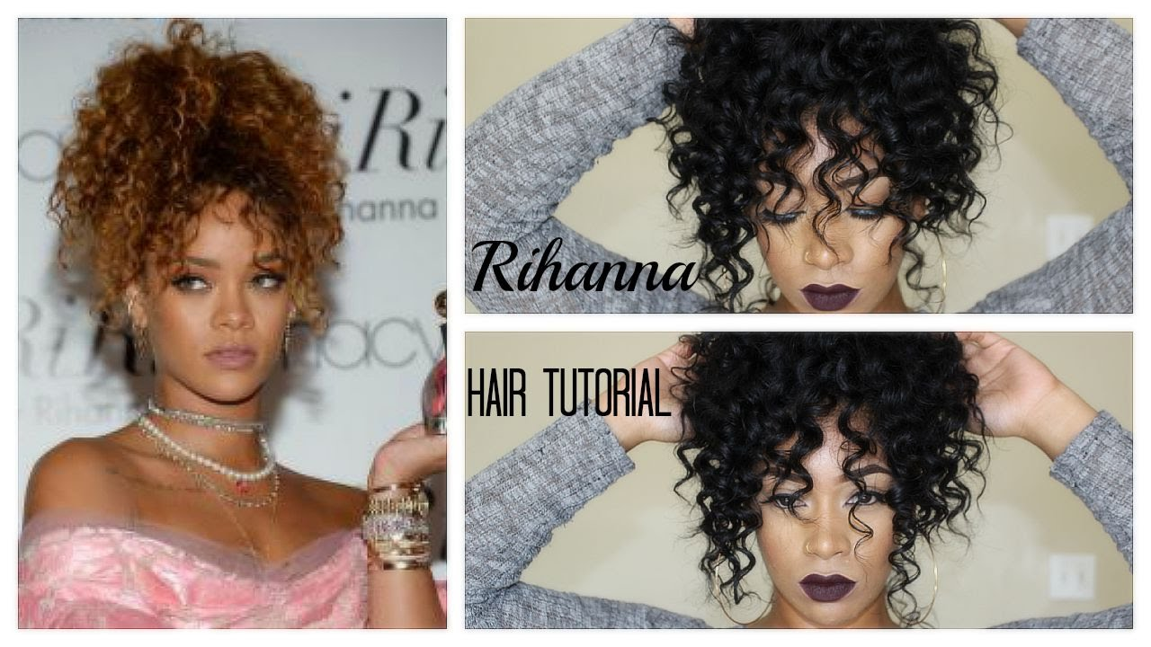 Curly hairstyles tutorials - Curly Hairstyles Tutorials 18
