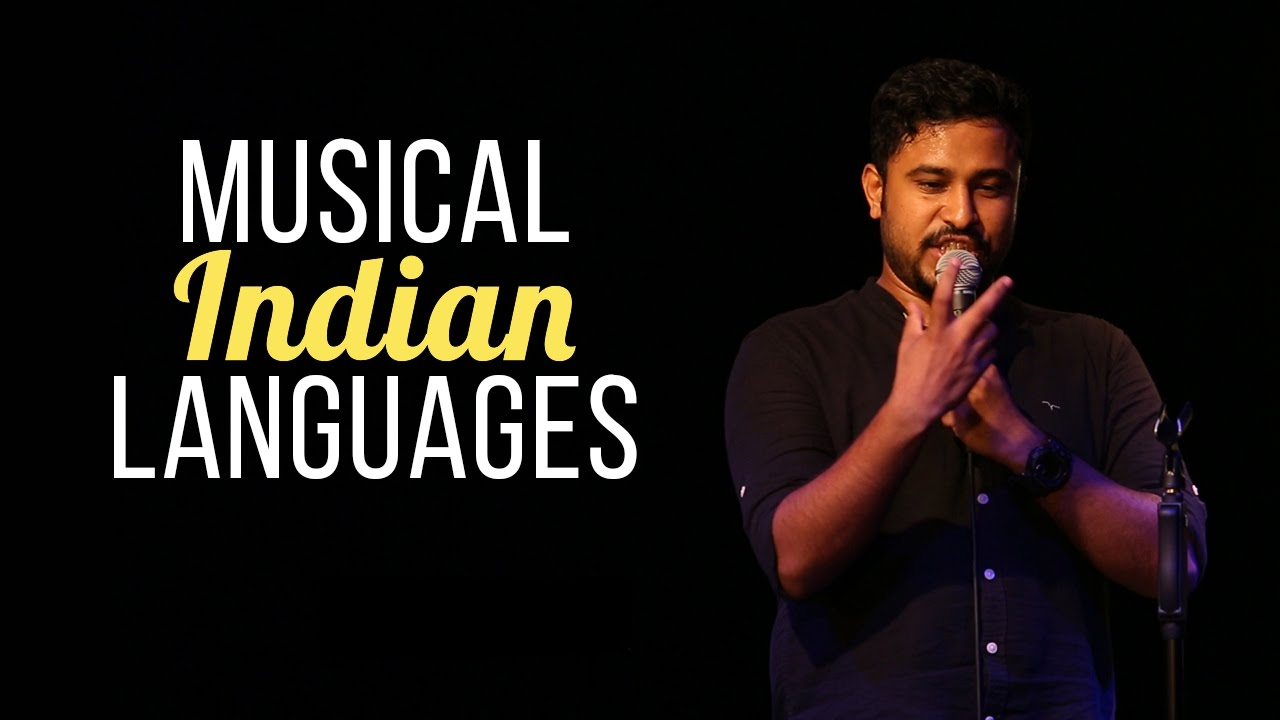 Download Indian Languages Are Musical | Abish Mathew Stand Up Comedy