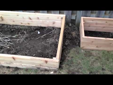 How To Make Raised Garden Beds On Slope For Vegetables