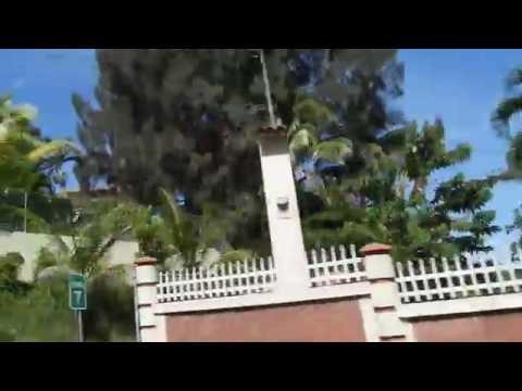 Driving in Moca, Puerto Rico 7-10-15