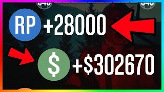 How To Make $302,670 & 28000 RP EASY in GTA 5 Online | NEW Best Unlimited Money Guide/Method 1.42