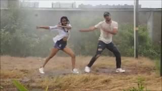 Akh lad jaave | dance cover | loveratri | salman khan | | warina | badshah |  RUSHITA N ABHISHEK