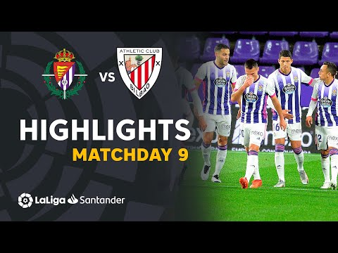 Valladolid Ath. Bilbao Goals And Highlights