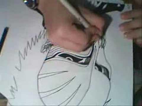 dessin-manga-ichigo-avec-masque-hollow-entier