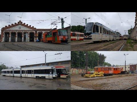 Zajezdnie Tramwajowe W Gdańsku | Wrzeszcz | Nowy Port