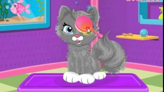 Pet Adoption Party   Polly Games   Dress Up Games online game