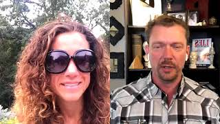 Maria talk with Dr Ken Berry