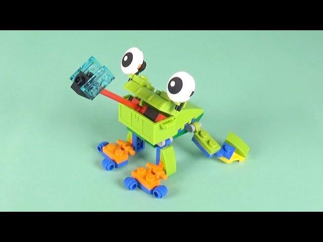 LEGO Frog Building Instructions - LEGO Classic 10403