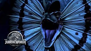 The Dilophosaurus's Role | Jurassic World Fallen Kingdom