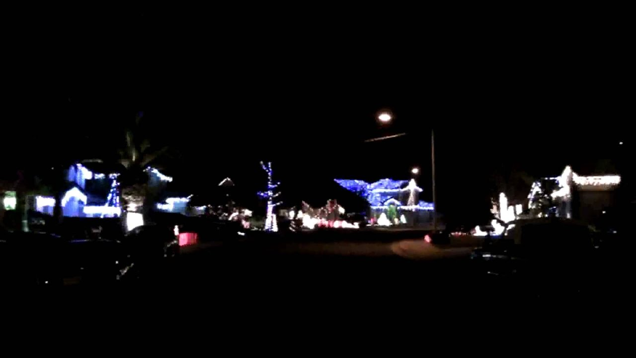 Wizards In Winter Christmas Lights