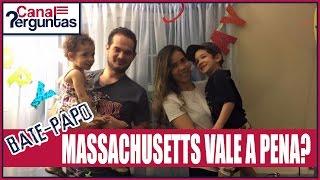 🔴[AO VIVO] Quase um ano em Massachusetts EUA, será que está valendo a pena? ✔