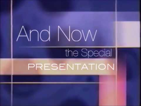 And Now the Special Presentation 2000 Logo