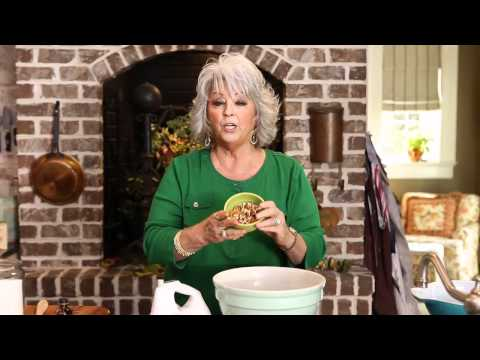Paula Deen Makes Cookies Youtube