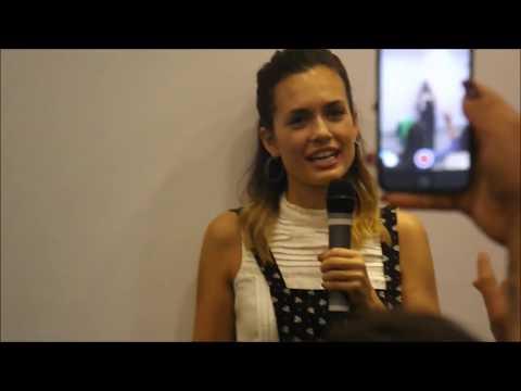 Torrey DeVitto - Pretty Little Weekend 3 - São Paulo, Brasil (14/04/2018)