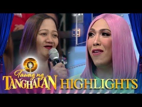 Vice Ganda vows to pay for the dentures of Jovy's mother | Tawag ng Tanghalan