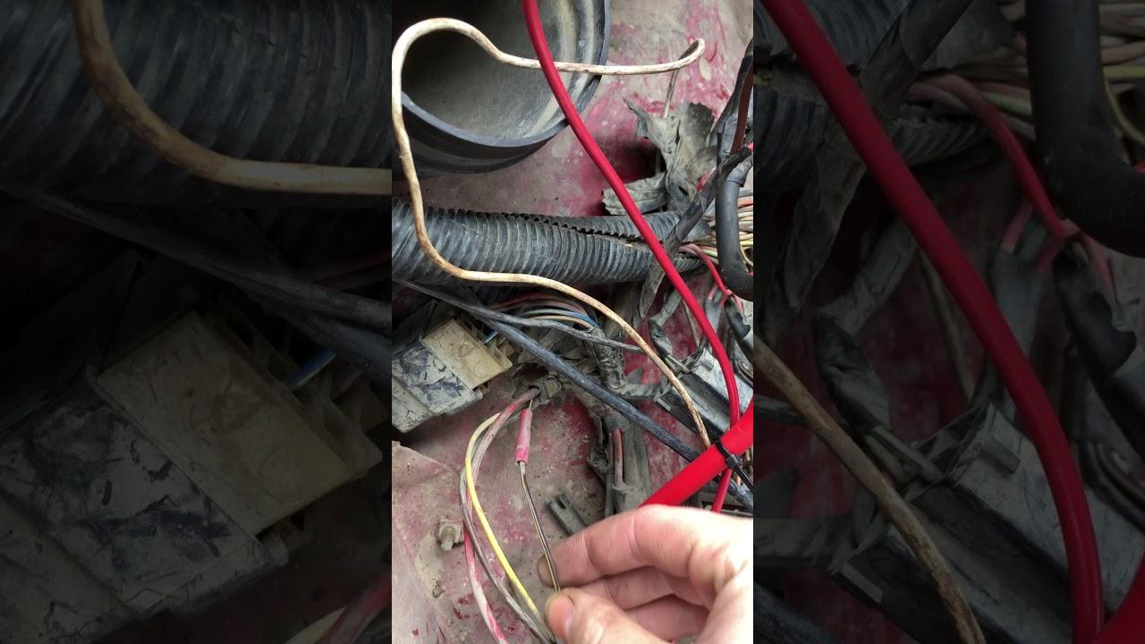 [SCHEMATICS_48IU]  1992 Dodge w350 Neutral safety switch - YouTube | Dodge Neutral Safety Switch Wiring |  | YouTube