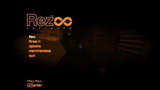 PC: Rez Infinite (HD / 60fps)