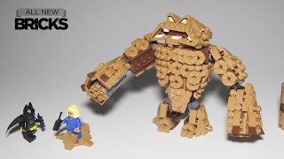 Lego Batman Movie 70904 Clayface Splat Attack Speed Build