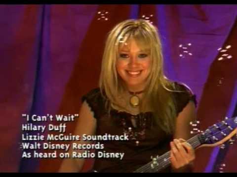 Hilary Duff - I Can't Wait (DVD-rip HQ)