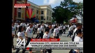 "Video Kidapawan City, hawak na ang title na ""World's Largest Cha Cha Cha Dance"" download MP3, 3GP, MP4, WEBM, AVI, FLV Desember 2017"