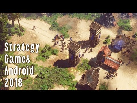Top 15 OFFLINE Strategy Games Android 2018 HD