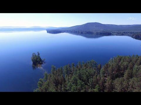 Чудеса России - Озеро Тургояк