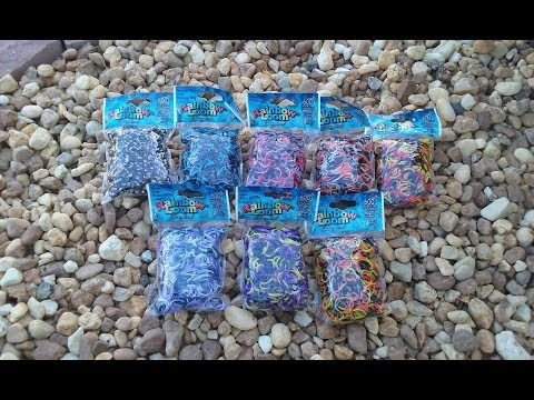 Rainbow Loom Unboxing of the Halloween Contest Runner Up prize from Rainbow Loom and more!