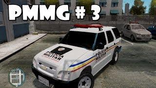 GTA IV - PMMG em patrulhamento # 3