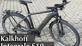 kalkhoff integrale s10 speed ebike 45 kmh s pedelec 2106. Black Bedroom Furniture Sets. Home Design Ideas