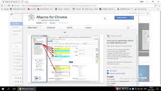 İmacros Chrome Kurulum & Sanalİstasyon