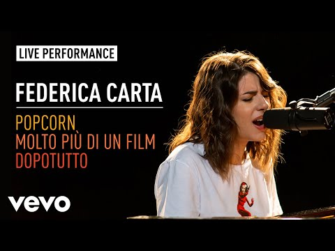 Смотреть клип Federica Carta - Popcorn