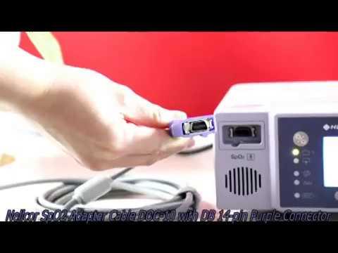 Nellcor SpO2 Sensor - How does SpO2 Sensor work