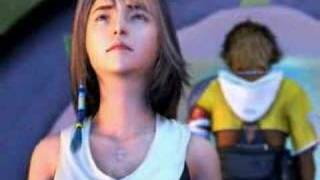 Final Fantasy X and X-2 - Yuna and Tidus - Hear Me Cry