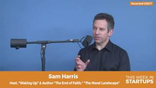 Sam Harris on Trump's lies & burn it down strategy: is he mentally ill or genius of manipulation?