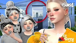 The Sims 4 | TOUR CASA NOVA + QUARTO TRIGÊMEAS | NOT SO BERRY Ep:134