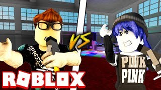 RAP BATTLE VS THEHEALTHYCOW in ROBLOX (50K Special)