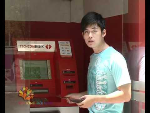 [Vui Sống Mỗi Ngày] An Toàn Khi Sử Dụng Thẻ ATM