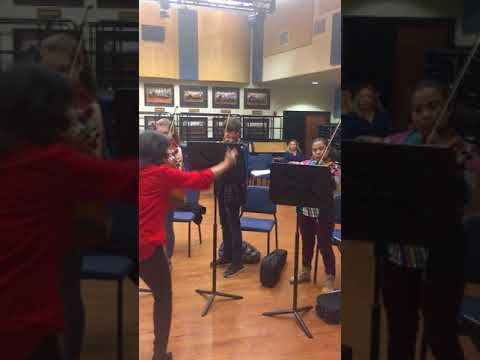 Riverside Arts Academy |Harmony Project Riverside at CBU: Winter Session