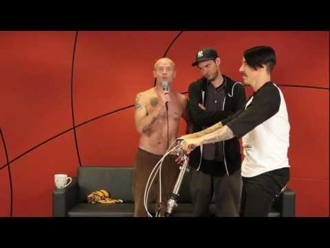 Red Hot Chili Peppers ждут встречи с Москвой!!!