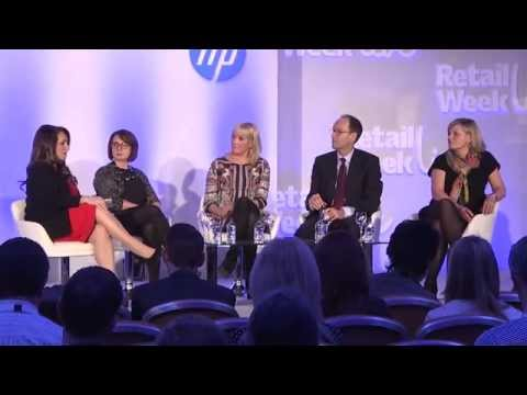 Retail Week Live 2015 Jacqueline Gold Panel