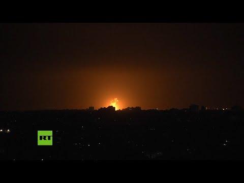 Consecuencias Del Ataque Israelí En La Franja De Gaza