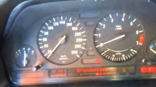 Заводка BMW E34 525i в -29 градусов(22.12.2013 BMW E34 525i M50B30 Аккумулятор Bosch S5 Silver plus 74Ah, 750A Масло Liqui Moly Synthoil HighTech 5w-40., 2013-12-22T09:31:22.000Z)